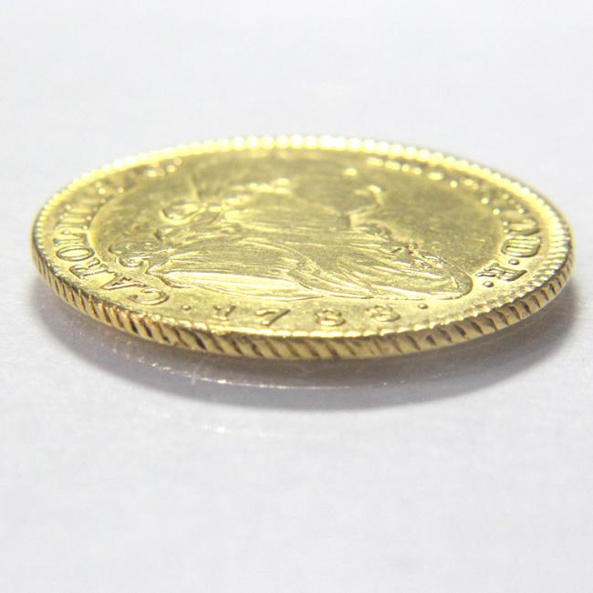 2 escudos Carlos IV 1788 Webcan10
