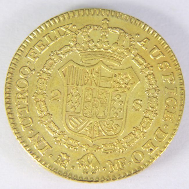 2 escudos Carlos IV 1788 Webcru10