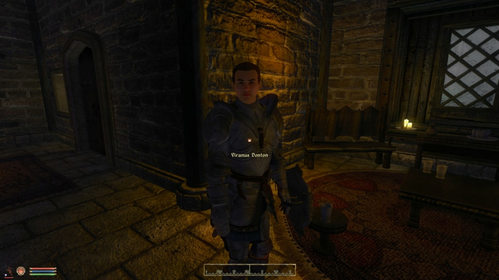 Oblivion Reloaded shadows indoors: very low FPS and glitches 20201116