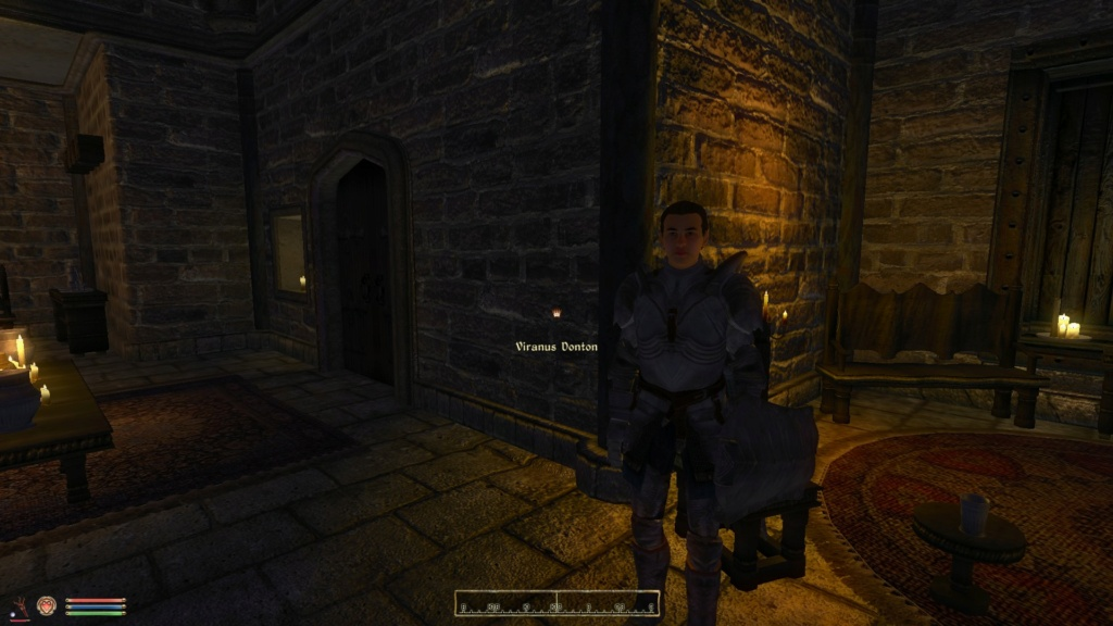 Oblivion Reloaded shadows indoors: very low FPS and glitches 20201117