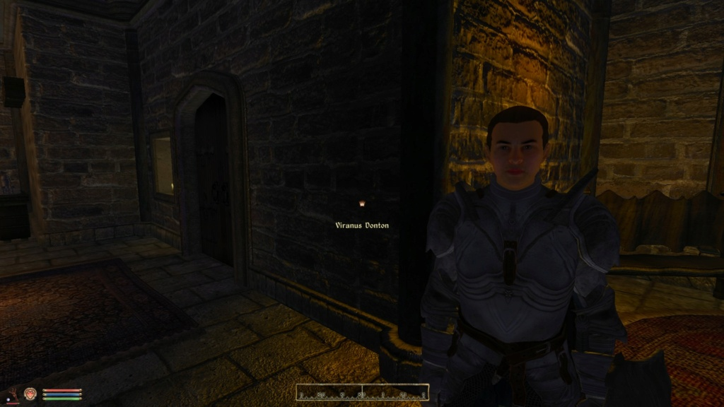 Oblivion Reloaded shadows indoors: very low FPS and glitches 20201118
