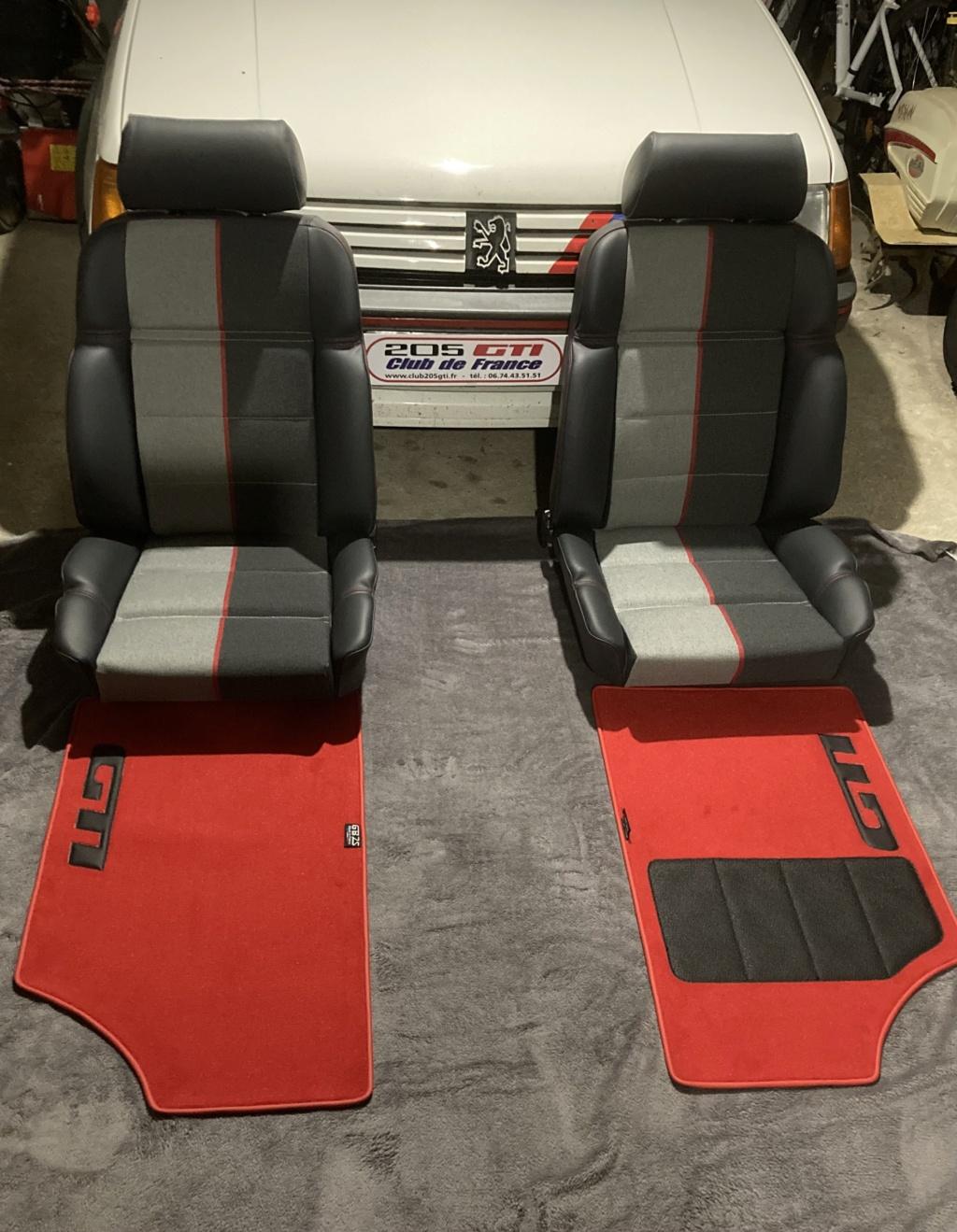 [58] 205 GTi 1.9 - 130cv - AM88 - Blanc Meije  10805a10