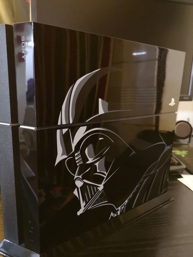 PS4 pro collector Star Wars et PS4 collector Star Wars + GOW Collector Img_2022