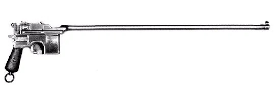 Inventario de un marine cualquiera Mauser10