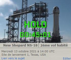 [Blue Origin] NS-18 (2e vol habité) - 13.10.2021 - Page 2 Vaw3tk10