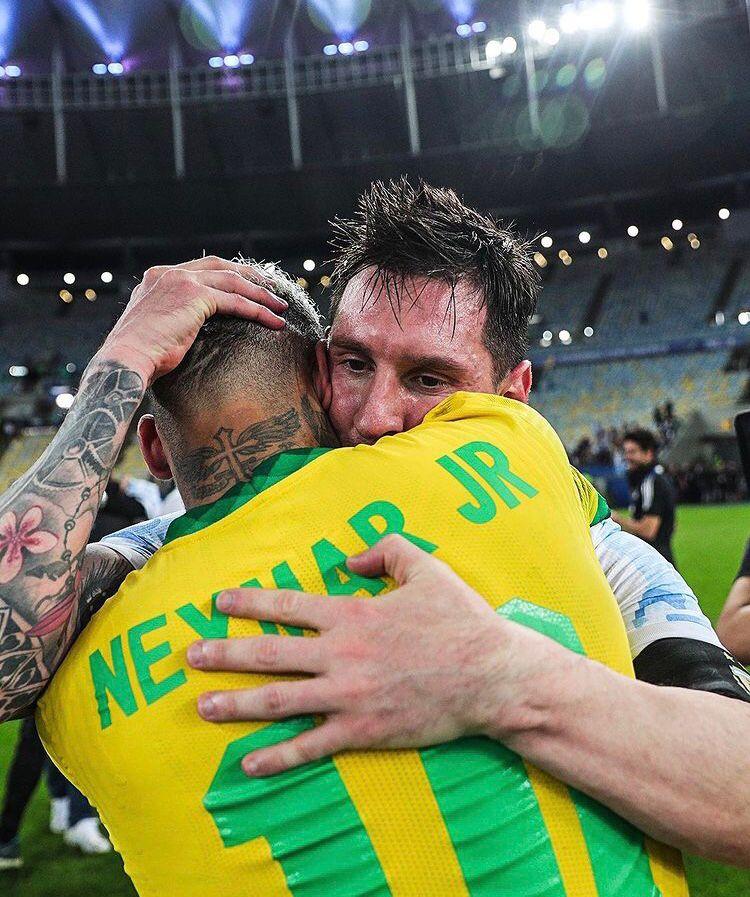 [Copa America] Messi vince il primo trofeo con l'albiceleste Messin10