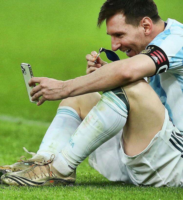 [Copa America] Messi vince il primo trofeo con l'albiceleste Pulce10