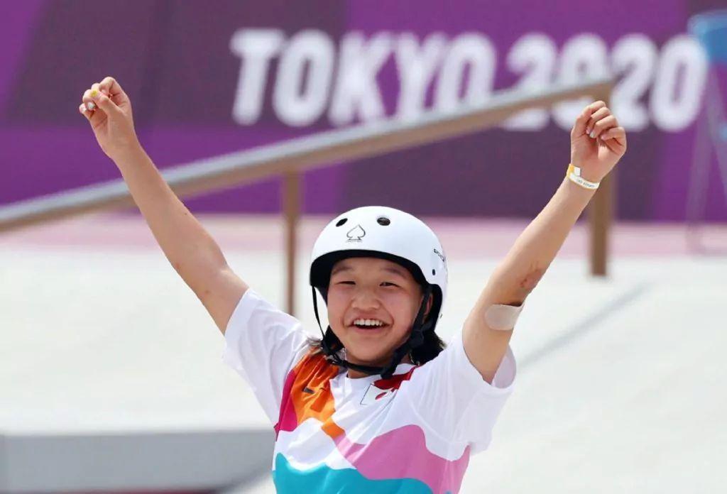 Skateboard: Oro alla 13enne Nishiya! Whatsa24