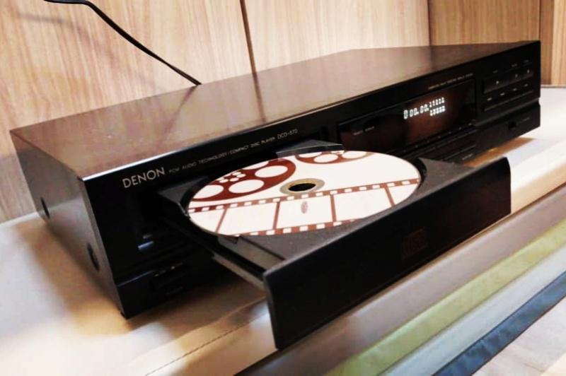 Denon CD Player dcd 570 Img-2026