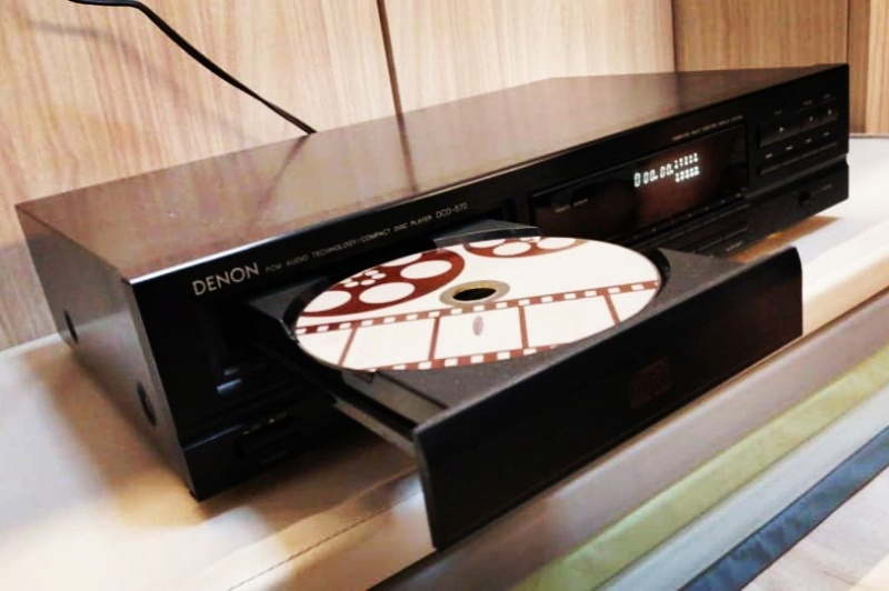 Denon CD Player DCD 570 Img-2029