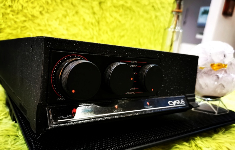 Cyrus 2 Integrated Amplifier (Used)  Img_2017