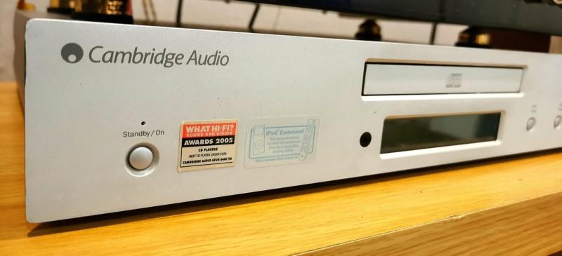 Cambridge Audio Azur 640C V2 CD Player  Img_2026
