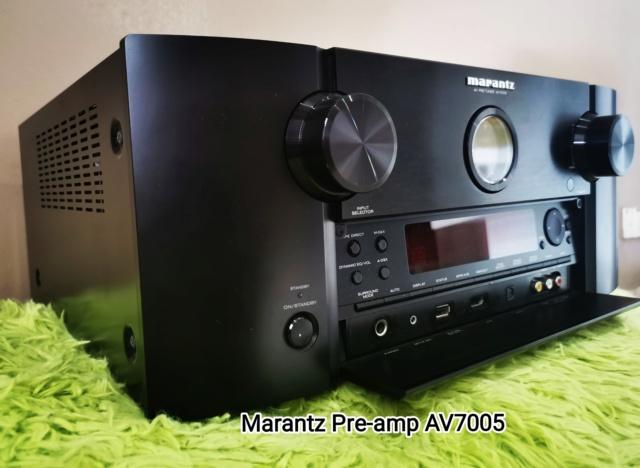 Marantz Pre-amp AV7005 (Used)  Img_2030