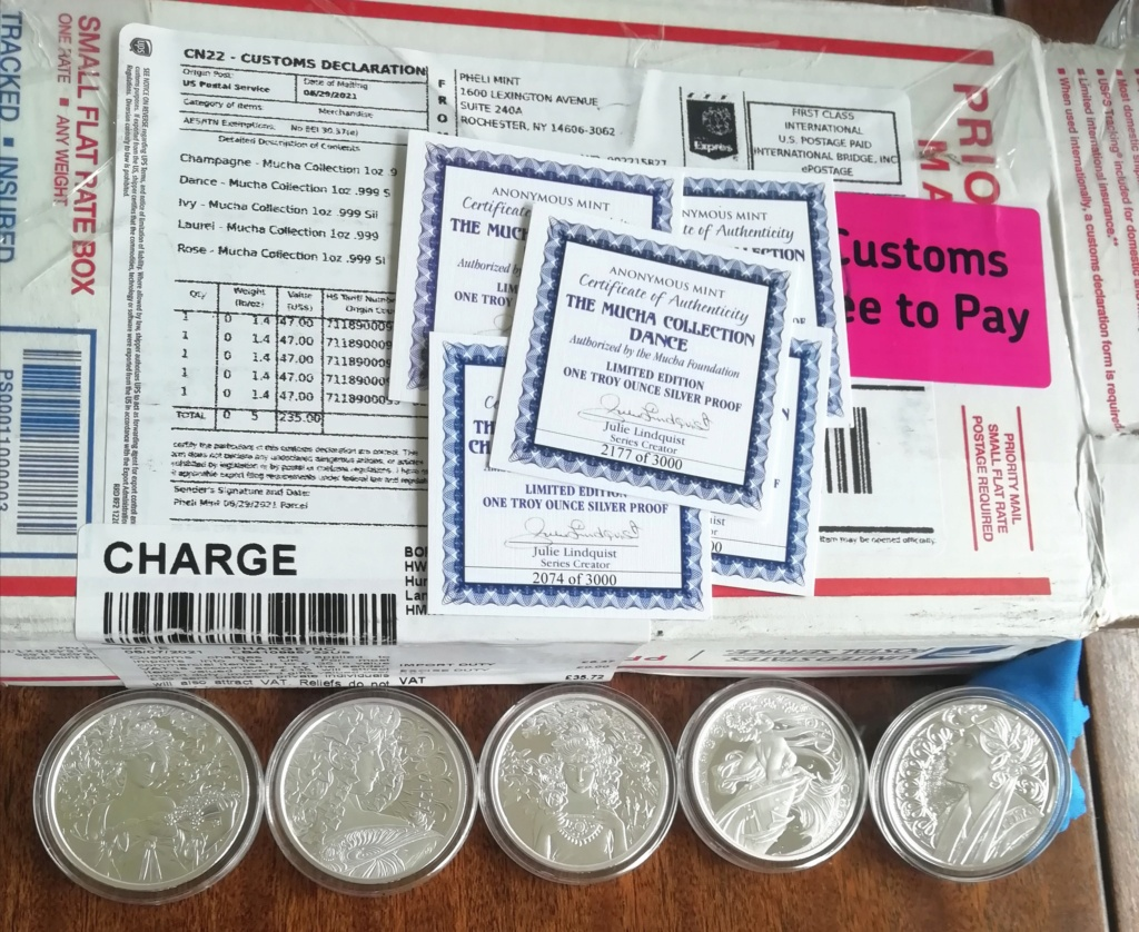 """"""""""" Payment of charges - item held""""""""  Img_2012"""