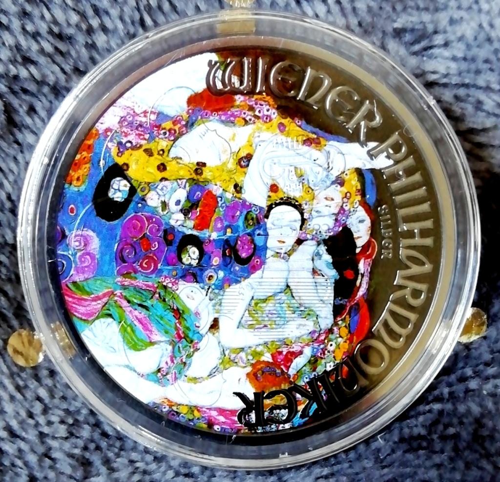 Favourite 'pieces'  '' Jungfrau ' - Gustav Klimt.  Img_2014