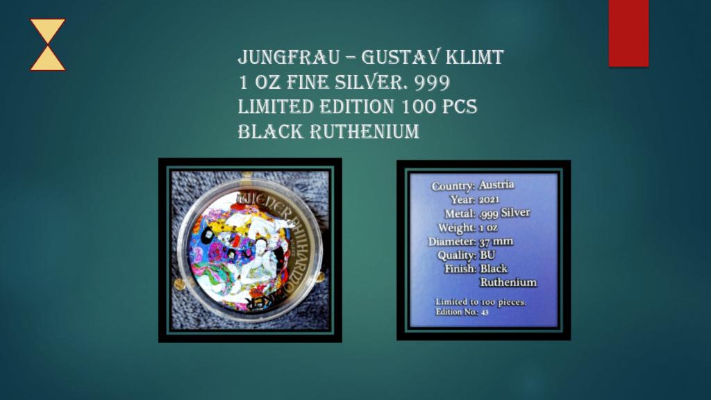 Favourite 'pieces'  '' Jungfrau ' - Gustav Klimt.  Pictur20
