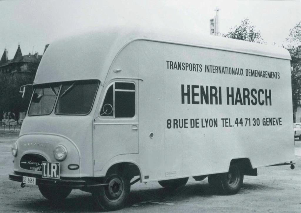 Qui connaît le nom et la date de ce camion ? Camion10