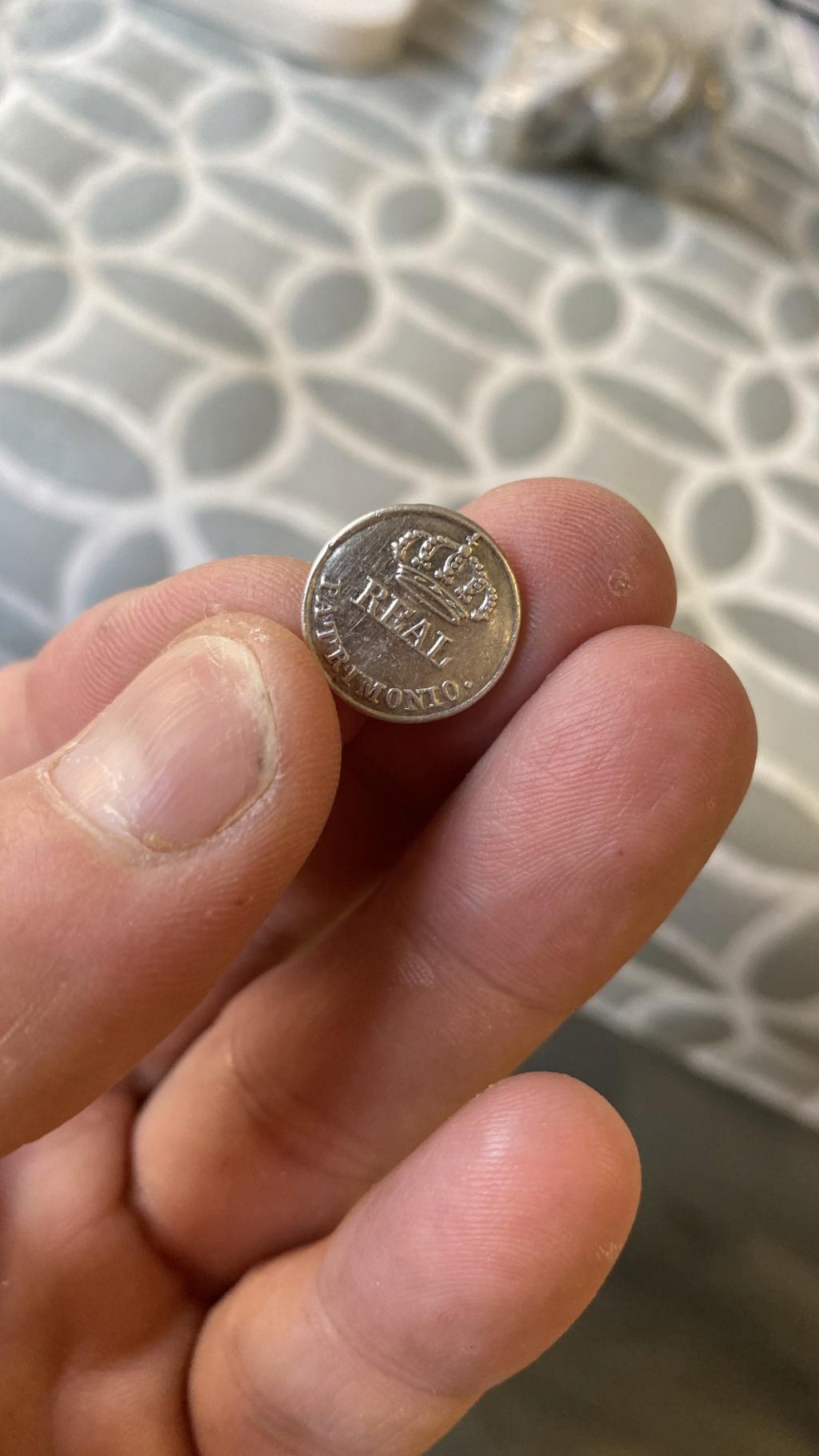 Botón del Real Patrimonio s. XIX A5f23f10