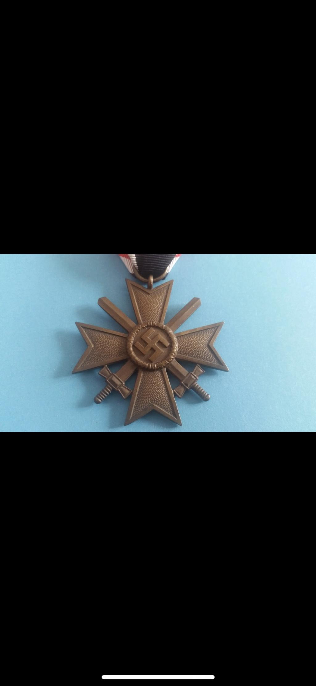 Médaille du mérite ww2 (kvk)  087e5d10