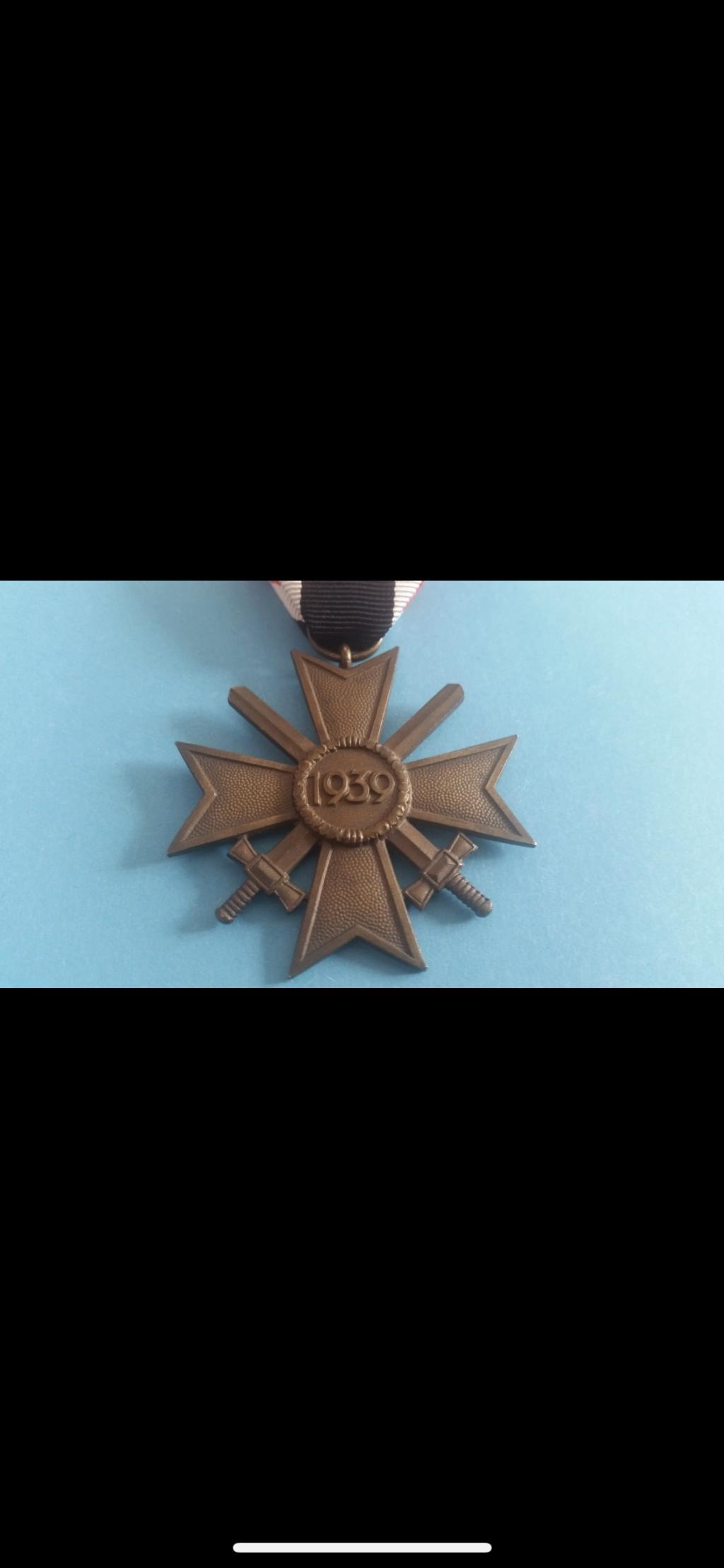Médaille du mérite ww2 (kvk)  0cb21010