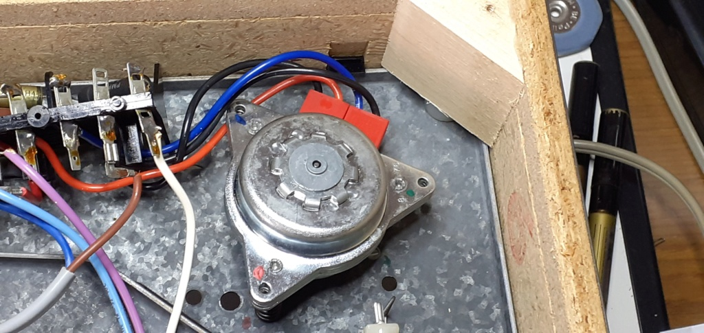 Thorens TD 145 MKII - Pagina 2 Motore11