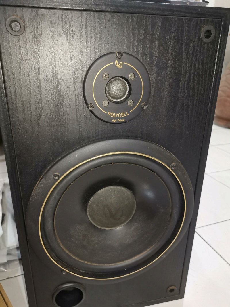 Infinity SM-105 Speakers (First Hand) Infini16