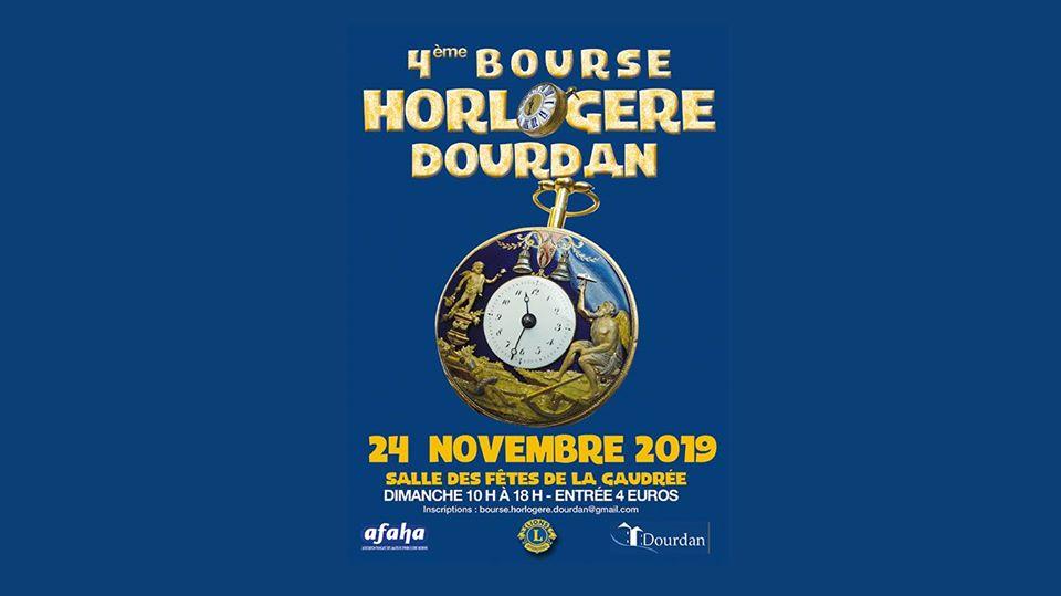 Stef à la 4eme Bourse Horlogère de Dourdan Dimanche 24 novembre  55674610