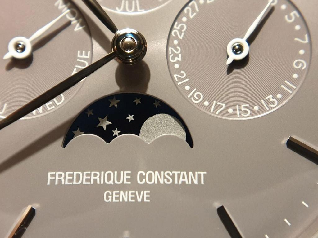 constant - Cette Frédérique Constant est simplement sublime  69043910