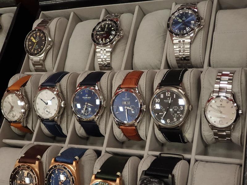 Stef à la 4eme Bourse Horlogère de Dourdan Dimanche 24 novembre  78806010