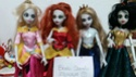 Lot poupées princesses Zombies-disney fairtyale Cendrillon 20180714