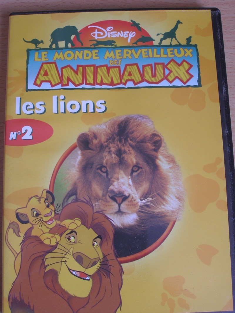 DVD documentaires, films animaliers... P6020016