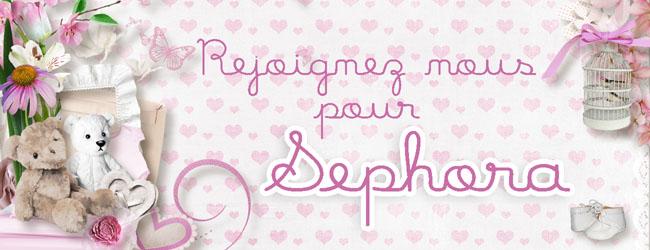 "Charity kit "" Sephora"" Sephor14"