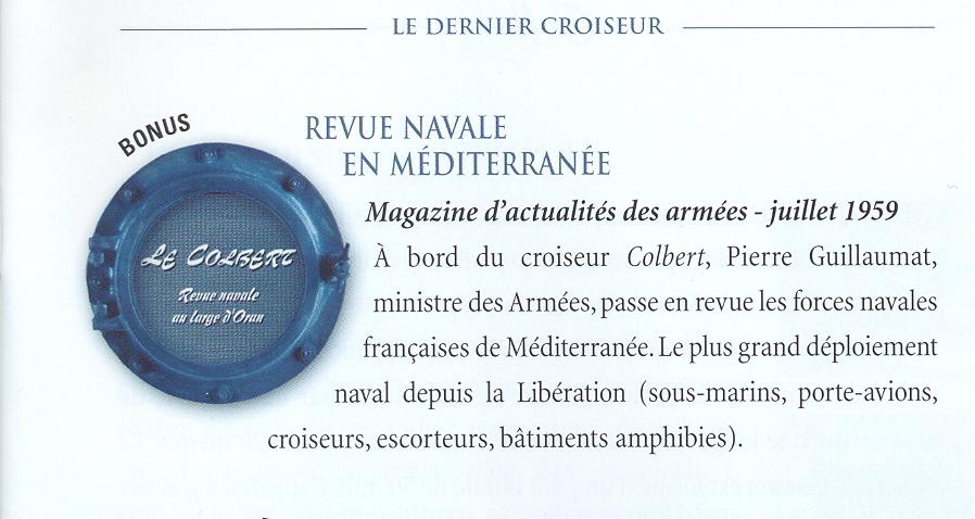 [Histoire et histoires] Revue Navale ORAN-MERS EL KEBIR le 14 JUIN 1959 Revue_10