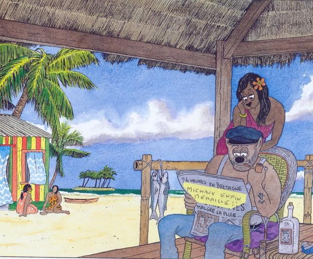 [ARCHIVÉ] DIÈGO SUAREZ - TOME 004 - Page 3 Vive_m10