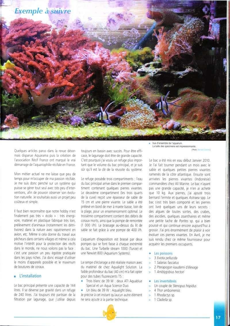 un aquarium récifal autonome Articl11