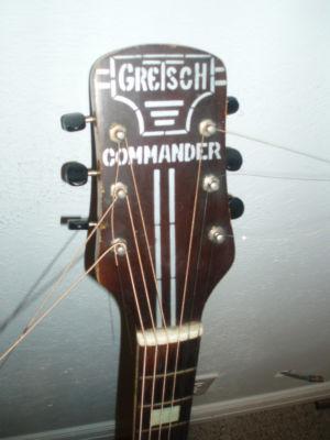 "Gretsch Commander ""30',40'"" -1489510"