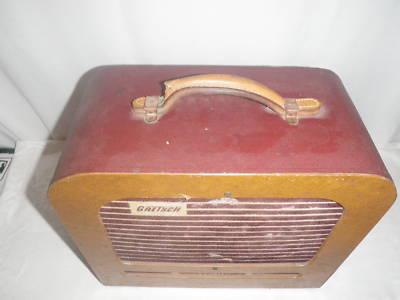 GRETSCH 6151 ELECTROMATIC STANDARD AMPLIFIER 1950. -1725411