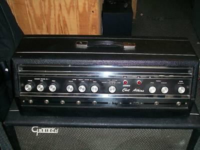 "1967 Gretsch ""Chet Atkins"" Head Tube Amp""6163"" -2333811"