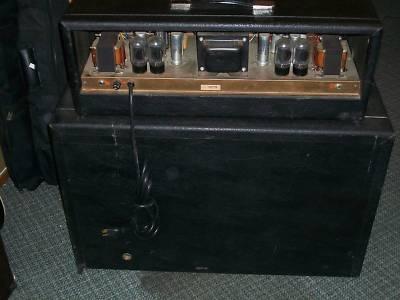 "1967 Gretsch ""Chet Atkins"" Head Tube Amp""6163"" -2333812"