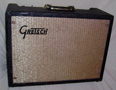 60's Gretsch 6152 Amplifier Amp -2531710