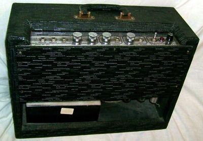 60's Gretsch 6152 Amplifier Amp -2531711