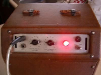 """50′s Gretsch """"Artist"""" Tube Amp -2975012"""