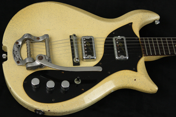 "Vintage Gretsch ""vibrato tremolo and bigsby"" 0711"