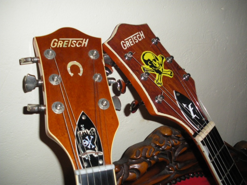 GRETSCH G5120 SSC TRIBUTE................................... - Page 7 1011