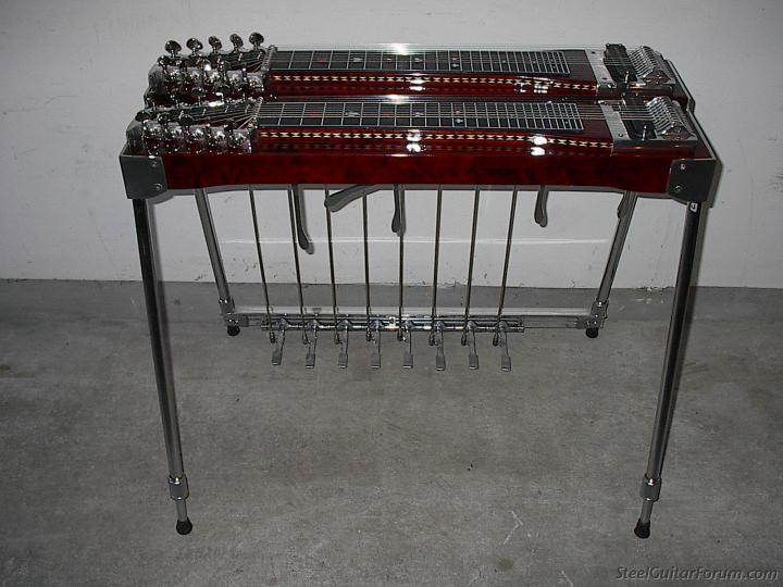 gretsch ...Sho-Bud pédal steel 1062_f10