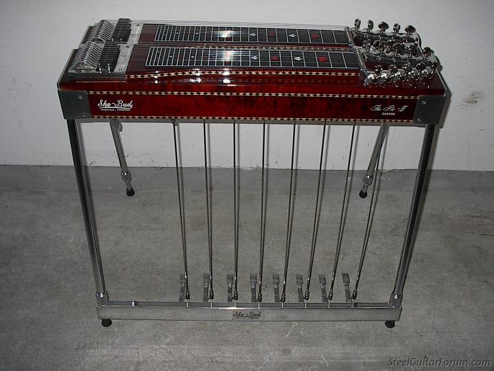 gretsch ...Sho-Bud pédal steel 1062_f12