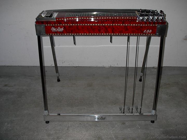 gretsch ...Sho-Bud pédal steel 1062_f14