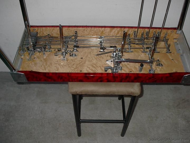gretsch ...Sho-Bud pédal steel 1062_f15