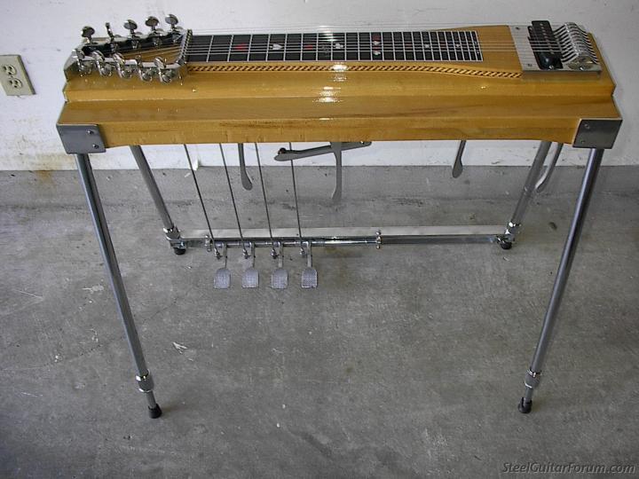 gretsch ...Sho-Bud pédal steel 1062_f16