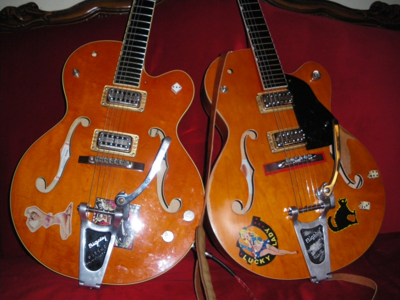 GRETSCH G5120 SSC TRIBUTE................................... - Page 7 112